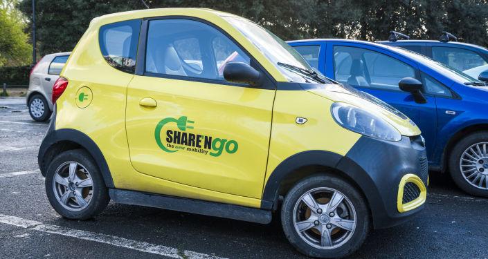 Elektromobil ZhiDou