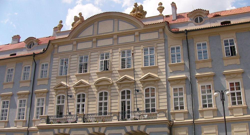 Lichtenštejnský palác v Praze