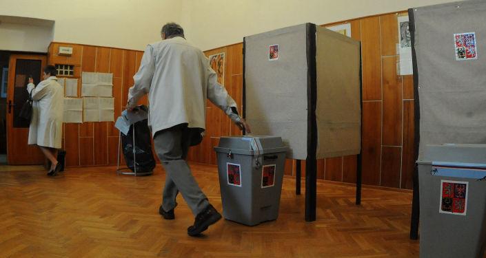 Volby v Praze. Ilustrační foto