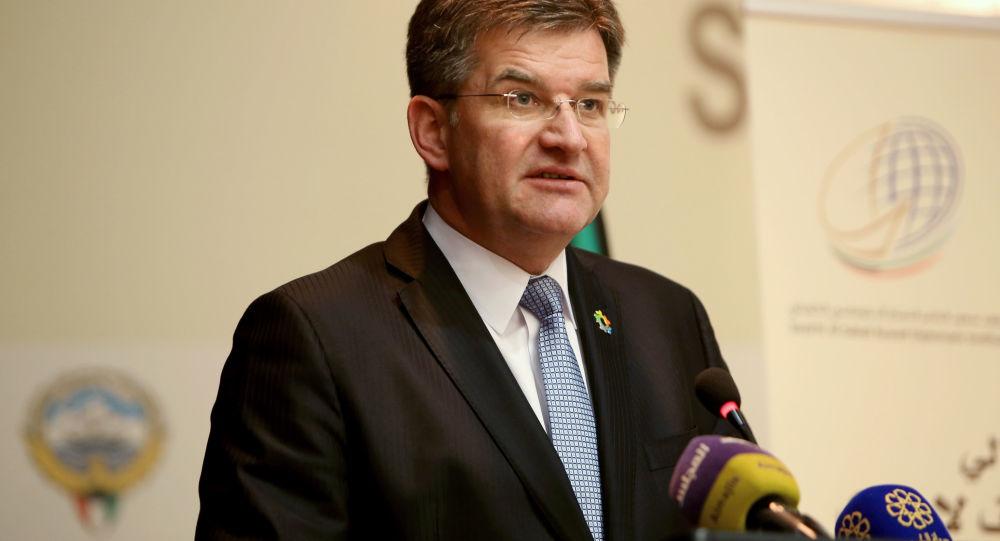 Miroslav Lajčák. Ilustrační foto