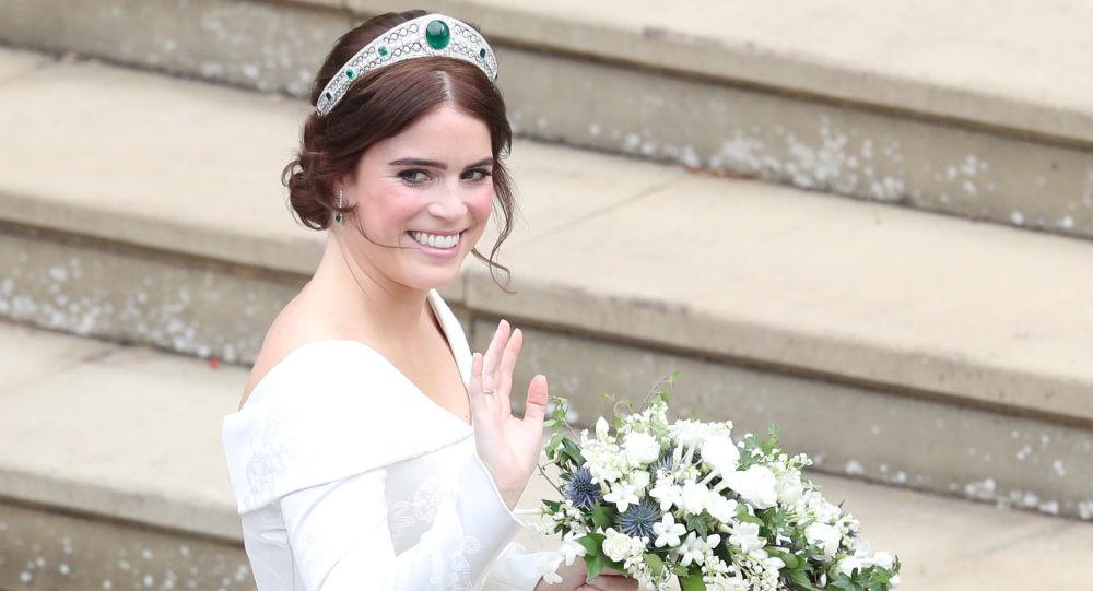 Princezna Eugenie před svatbou
