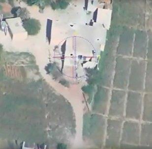 V Sýrii bylo natočeno použití řízených střel