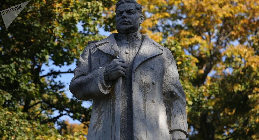 pomník Vatutina
