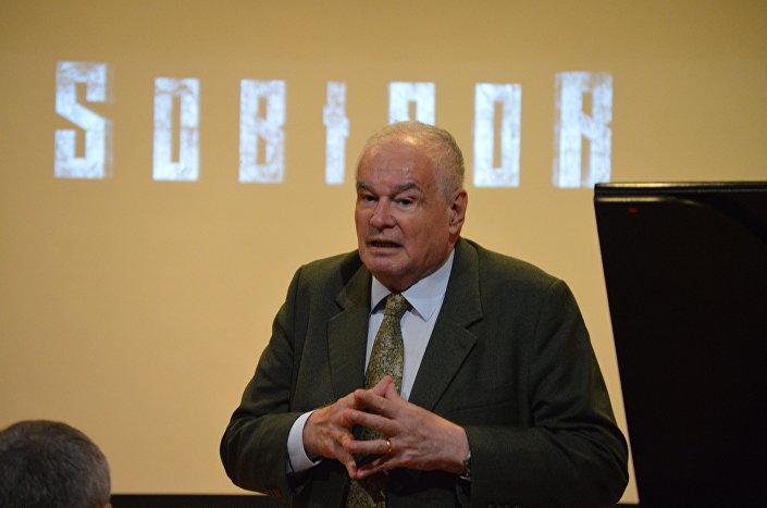 Riaditeľ Múzea židovskej kultúry na Slovensku Pavel Mešťaň