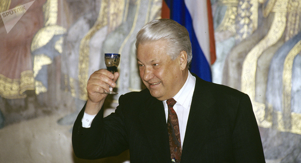 Bývalý ruský prezident Boris Jelcin