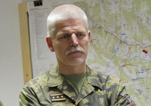 Český generál a donedávna i šéf Vojenského výboru NATO Petr Pavel