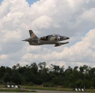 Cvičná stíhačka L-39