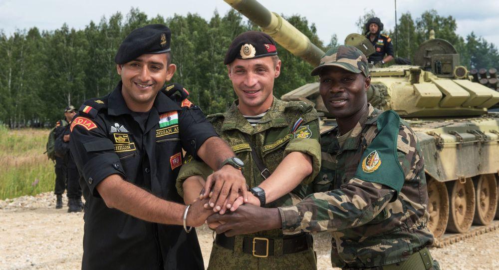 Armádní mezinárodní hry