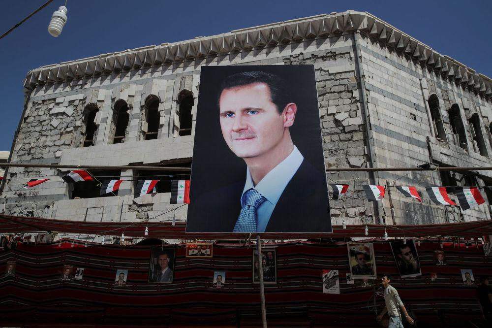 Život po válce v Damašku