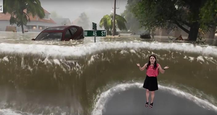 Katastrofická předpověď počasí