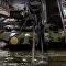 Potopení tanku T-90