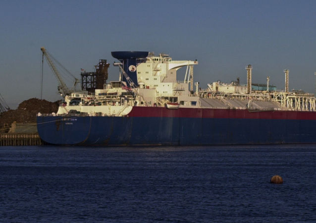 Doprava amerického LNG