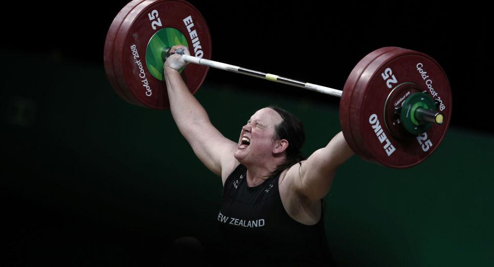 Laurel Hubbardová