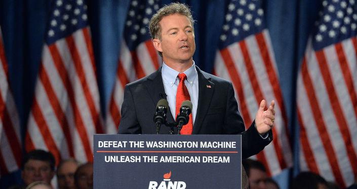 Americký senátor Rand Paul
