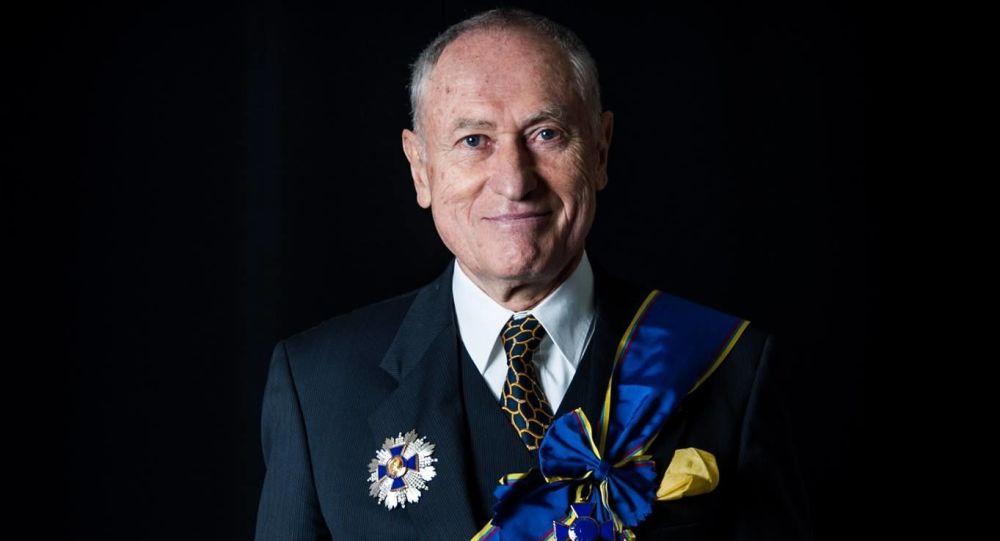 bývalý velvyslanec ČR v Kolumbii a Ekvádoru Mnislav Zelený Atapana