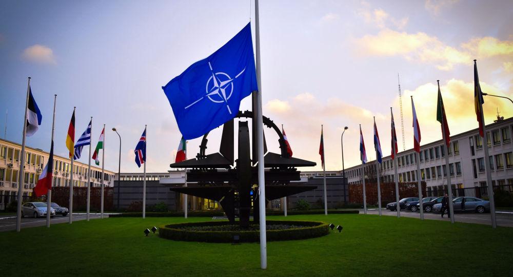 Centrála NATO v Bruselu.
