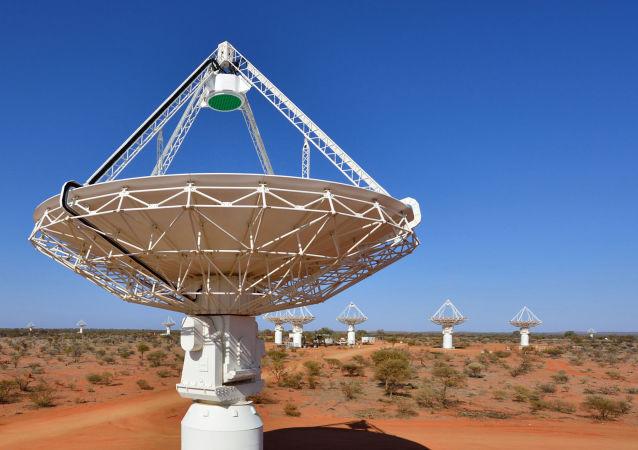 Australský rádiový interferometr SKA Pathfinder (ASKAP, nástroj pro astronomické pozorování)