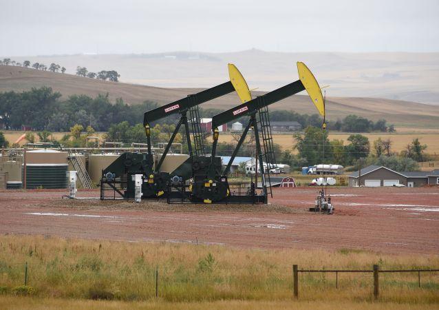 Těžba břidlicové ropy