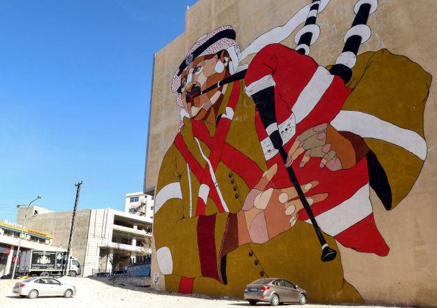 Ammán, Jordánsko