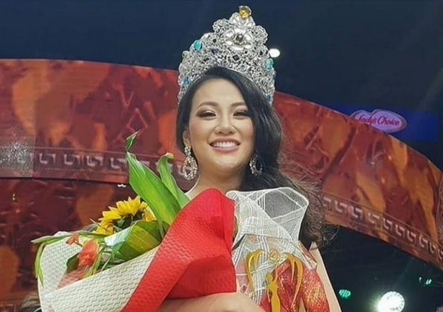 Vietnamská studentka Phuong Khanh Nguyen získala titul Miss Earth 2018