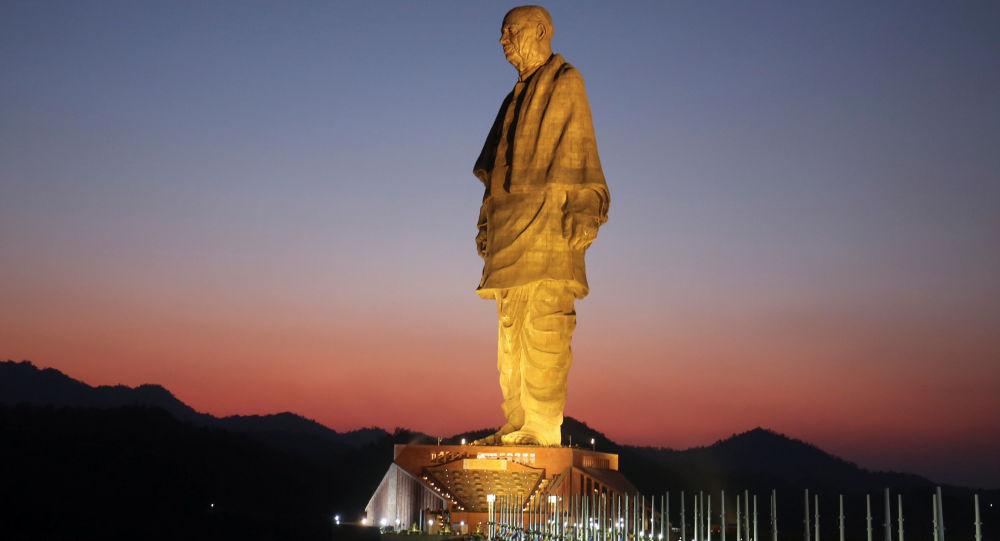 Socha jednoty v Indii
