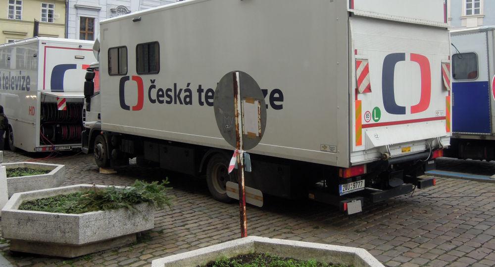Česká televize. Ilustrační foto