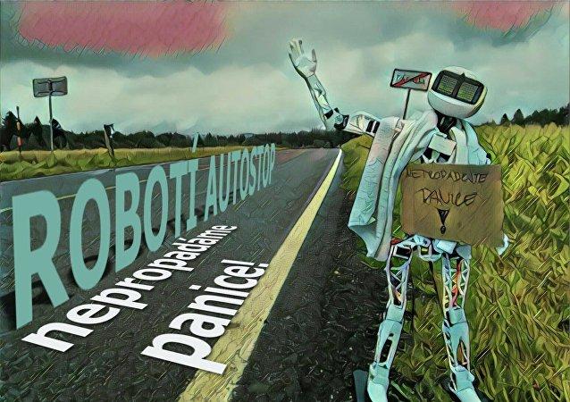 Robot Matylda