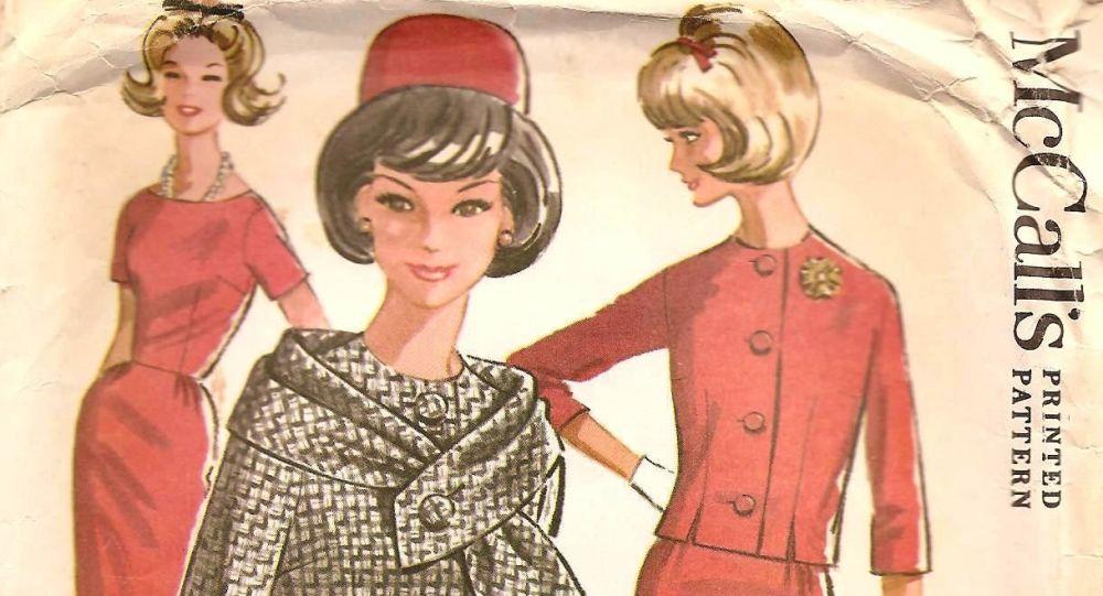 Ilustrace z amerického časopisu McCall's
