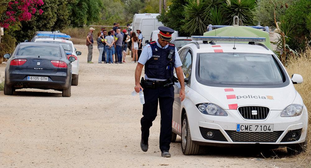 Policie ve Španělsku