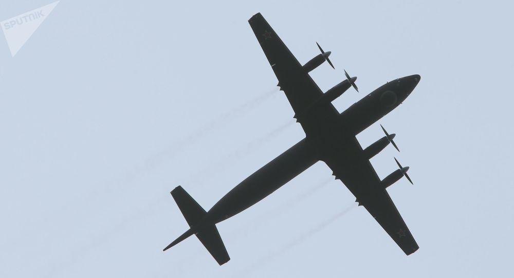 Letadlo Il-38N
