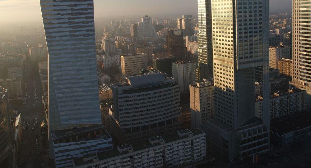 Smog ve Varšavě