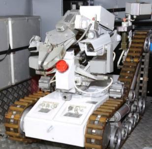 Vojenský robot RD-RHR