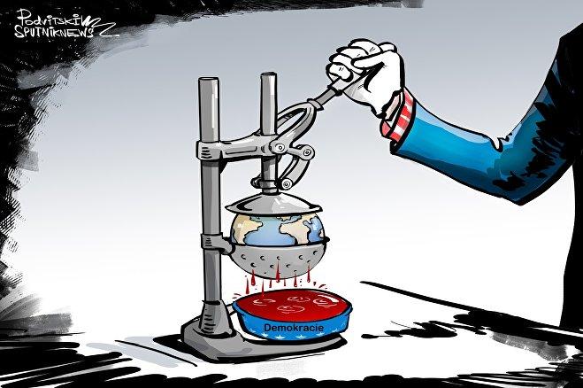 Kolik stojí demokracie?