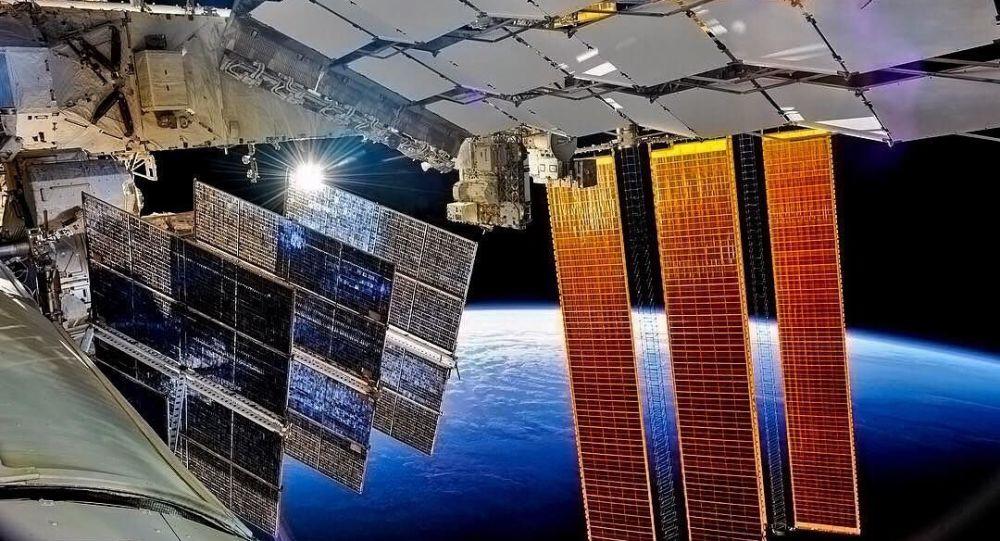 Úsvit na ISS