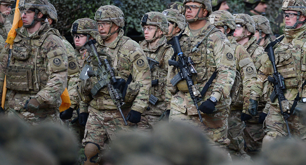 Multinárodní prapor NATO v Polsku