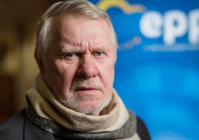 Český europoslanec Jaromír Štětina