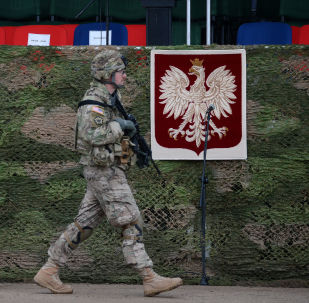 Američtí vojáci v Polsku