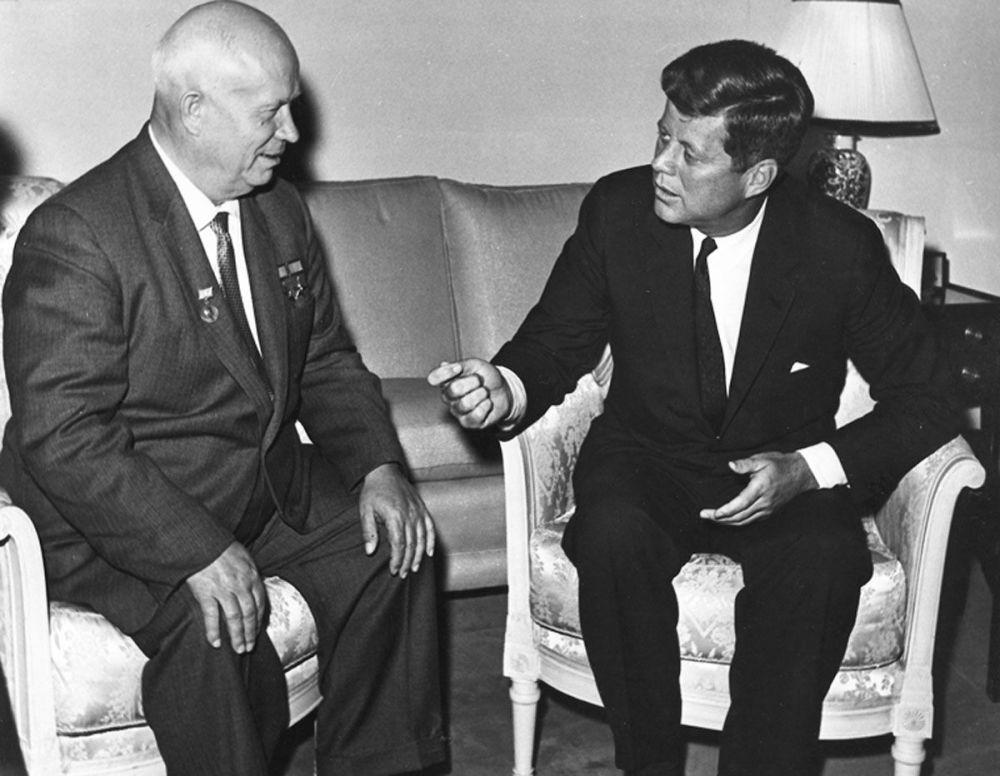 Americký prezident John F. Kennedy