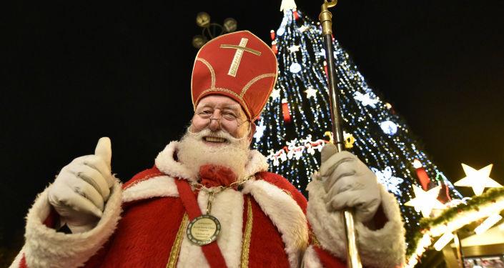Santa Claus v Nemecku