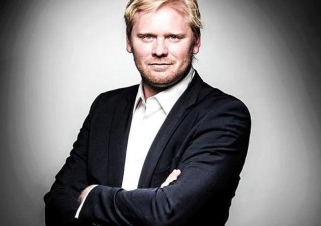 Novinář Jaroslav Plesl