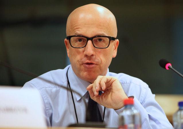 Místopředseda Evropského parlamentu Pavel Telička
