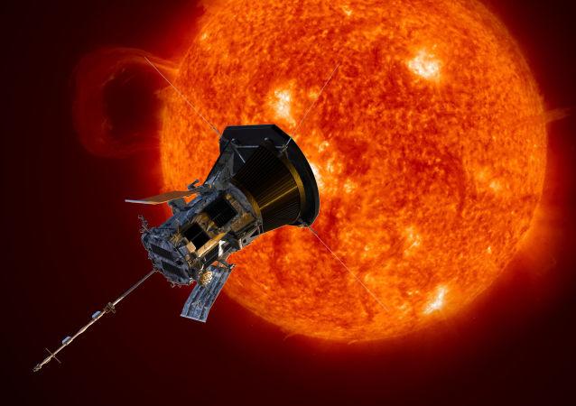 Slunce a sluneční sonda Parker