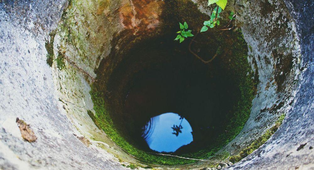 Studna. Ilustrační foto.