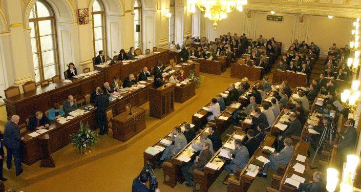 Česká Sněmovna