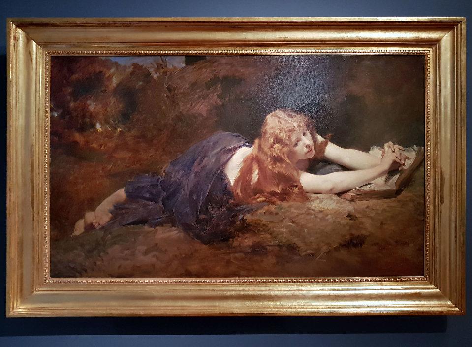 Vojtěch Hynais – Maří Magdaléna.