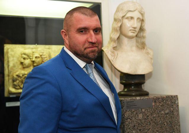 Podnikatel Dmitrij Potapenko