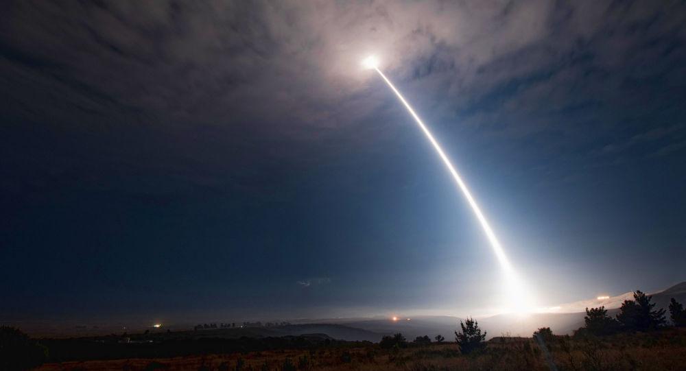 mezikontinentální balistická raketa Minuteman-III