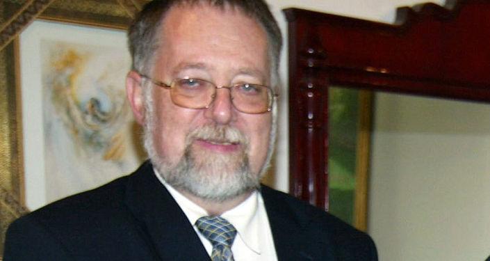 Bývalý velvyslanec v Rusku a na Ukrajině Jaroslav Bašta
