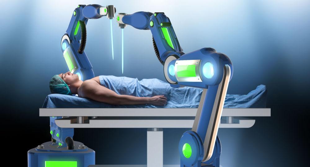 Lékařská operace, kterou vykonají roboti