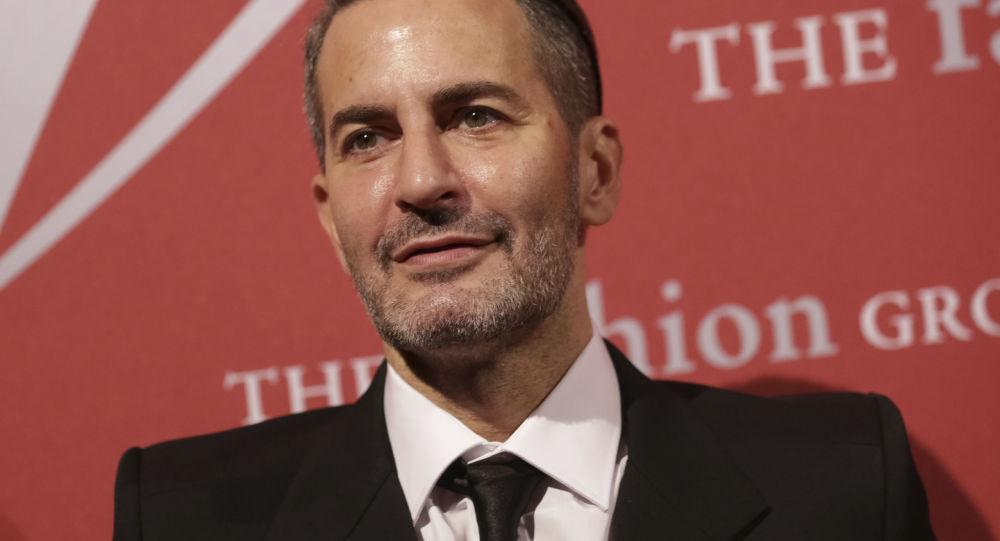 Americký návrhář a zakladatel vlastní značky Marc Jacobs